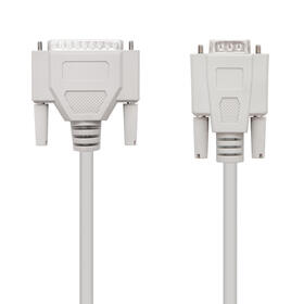 nanocable-cable-serie-null-modem-db9h-db25m-18-m