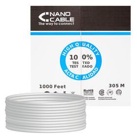 nanocable-bobina-cable-red-rj45-cat6-utp-rigido-awg24-305-m