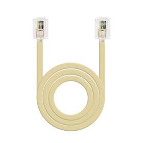 nanocable-cable-de-telefono-6p4c-m-m-2m-beige