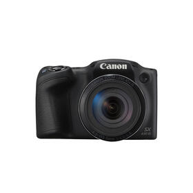 canon-camara-powershot-sx430-is-compacta-205-mp-720-p-25-fps-45x-zoom-optico-wi-fi-nfc-negro