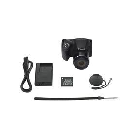 canon-camara-powershot-sx430-is-compacta-205-mp-720-p-25-fps-45x-zoom-optico-wi-fi-nfc-negro