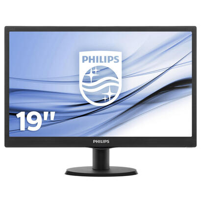 philips-monitor-185-193v5lsb2-led-5ms-200cdm2-169-60hz-10m1-vga-negro