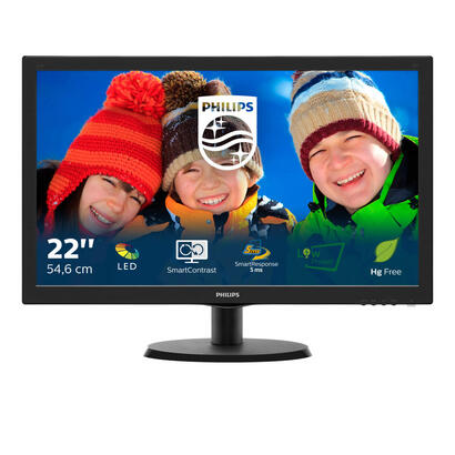 philips-monitor-215-223v5lsb-920-x-1080-full-hd-1080p-250-cdm2-100011920x1080-vga-dvi