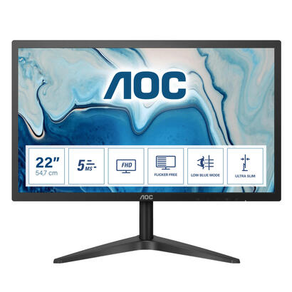 monitor-aoc-22-22b1h-wled-1695msvgahdmi