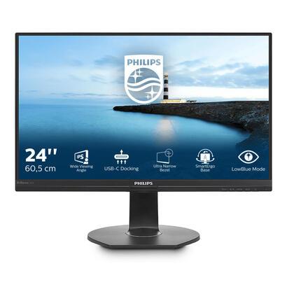 monitor-philips-241b7qupbeb-docking-usb-type-c