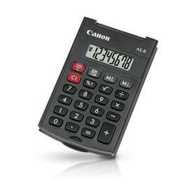 canon-calculadora-de-bolsillo-as-8-negra