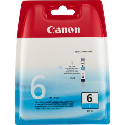 tinta-original-canon-bci-6c-cyan-para-bjc-8200-i560-i860-i900d-i9100-i950-i960-i9900-pixma-ip3000-pixma-ip4000-pixma-ip4000r-pix
