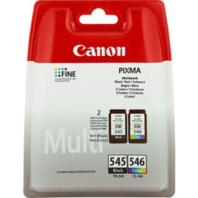 canon-tinta-original-pg-545-pack-color-y-black-para-pixma-mg2450