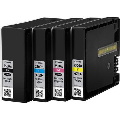 tinta-original-canon-pgi-2500xl-color-pack-4-unidades-para-canon-maxify-ib4050