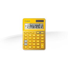 canon-calculadora-escritorio-basica-amarilla-ls-123k