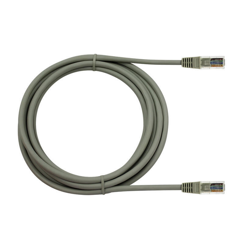 , Grey UTP Nilox 5/m CAT5e UTP 5/m CAT5e U//UTP Patch Cable 5/m, Cat5e, Rj45, Grey, U//UTP Patch Cable Network Cable/ /RJ-45/Network Cable UTP