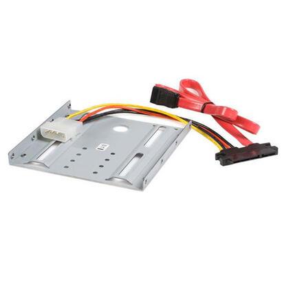 startech-adaptador-para-hdd-25-a-35-cable-datos-alim-bracket25sat