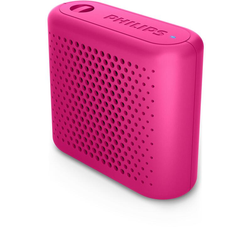 Altavoz Philips BT55P00 Rosa | Las mejores ofertas de