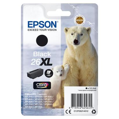 tinta-original-epson-26xl-122-ml-xl-negro-c13t26214012