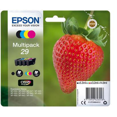 epson-tinta-original-29cmyk-color-y-black-pack-4-unidades-para-home-xp-235332335432435