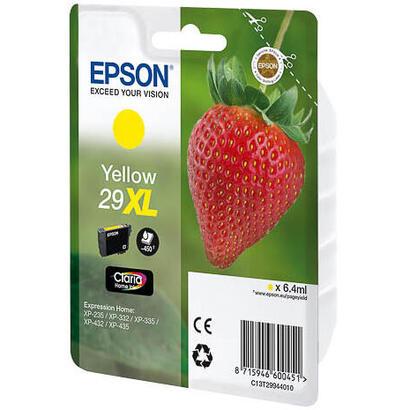 tinta-original-epson-t29xl-amarillo-xp-235-xp-332-xp-