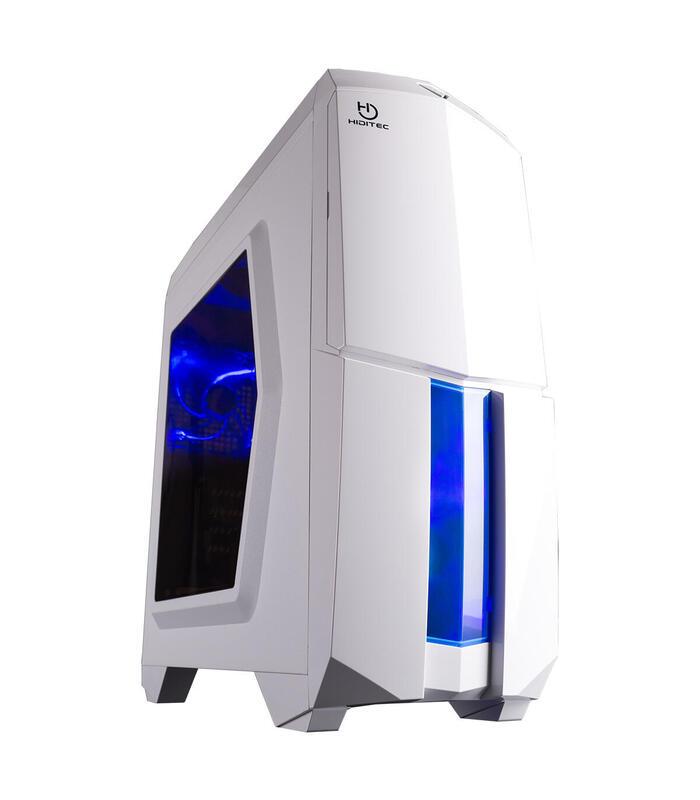 Caja de Ordenador Aerocool QS-180 PC, Acero, 1x 80 mm, Fondo, Micro-ATX, Mini-ATX, Hogar//Oficina