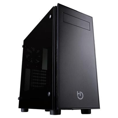 hiditec-caja-pc-ng-vx-usb-30-lateral-cristal-templado-vga-hasta-350mm-negro-sin-fuente