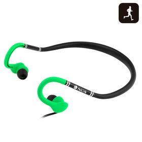 auricular-deportivo-ngs-green-cougar-estereo-gancho-adaptable-a-la-oreja-impermeables-verde