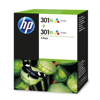 tinta-original-hp-n-301xl-color-pack-2-unidades-para-deskjet-15xx-2050a-j510-2054a-j510-25xx-envy-45xx-55xx-officejet-26xx-46xx