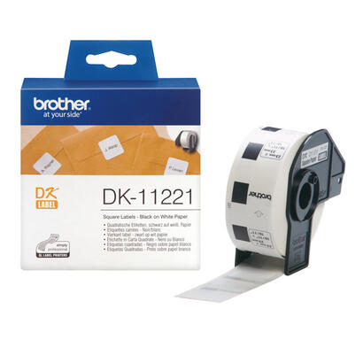brother-etiquetas-papel-precortada-dk11221-23-x-23-mm-cuadrada-ql-500bw-ql-560-ql-570-ql-580n-ql-1050