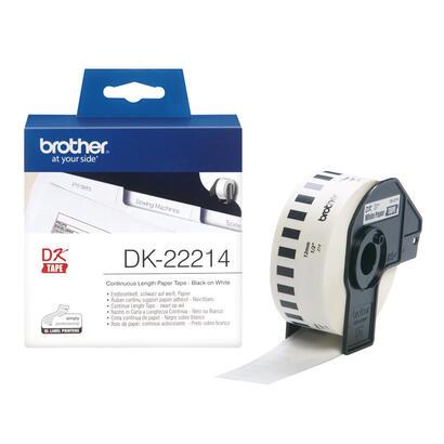 brother-dk-22214-blanco-rollo-12-cm-x-305-m-papel-termico-para-brother-ql-1050-1060-500-550