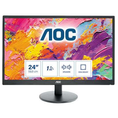 monitor-aoc-236-e2470swh-dvihdmi