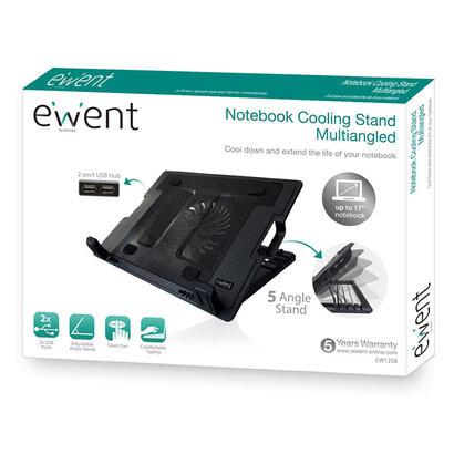 ewent-disipador-portatil-hasta-171-ventilador-2-puertos-usb-ew1258