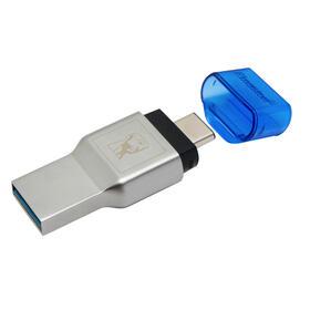 kingston-lector-de-tarjetas-duo-usb-tipo-c-y-usb-31-microsd-transflashmicrosdhcmicrosdxc-fcr-ml3c