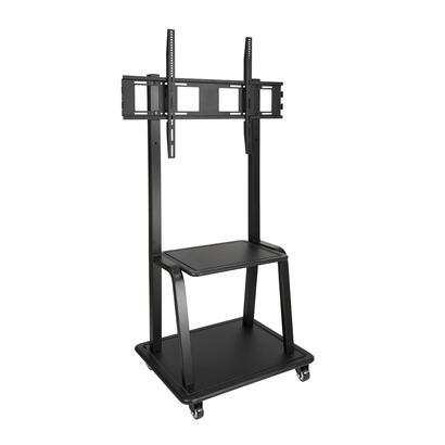 tooq-soporte-de-suelo-con-ruedas-monitor-tv-37-100-negro-fs20100m-b