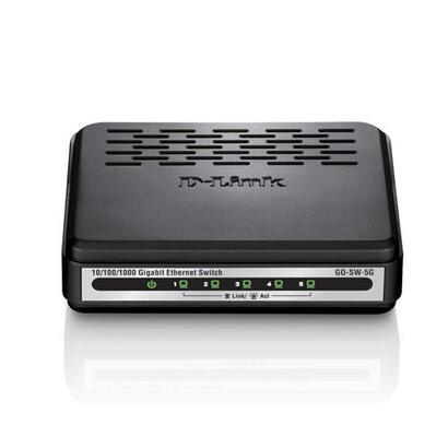 d-link-switch-5puertos-101001000-soho-go-sw-5g-negro