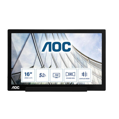 monitor-aoc-161-i1601fwux-usb-c-tragbar-5ms-ips-autopivotante-smartcove