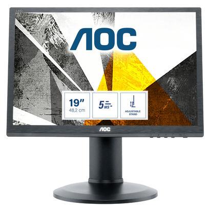 monitor-aoc-191-ips-i960prda-5450m1altavocesvgadvi1280x1024