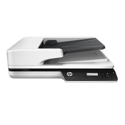 scaner-hp-pro-3500f1-usb30doscaras1200-ppp-x-1200-pppalimentador-automatico-de-documentosblanco