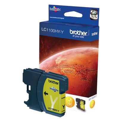 tinta-original-brother-lc1100hyy-alto-rendimiento-amarillo-original-para-dcp-6690cw-mfc-5890cn-mfc-5895cw-mfc-6490cw-mfc-6890cdw