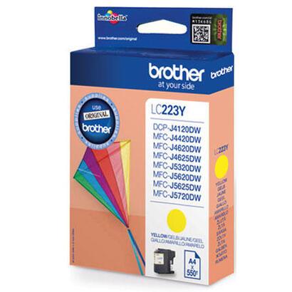 tinta-original-brother-lc223-yellow