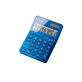 calculadora-canon-sobremesa-ls-123k-azul