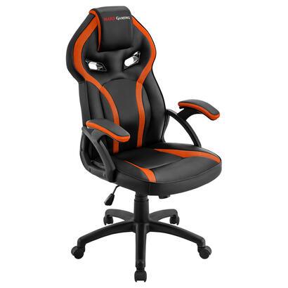 mars-gaming-silla-gamer-mgc118bo-color-negro-con-detalle-en-naranja-asiento-reclinable-recubrimento