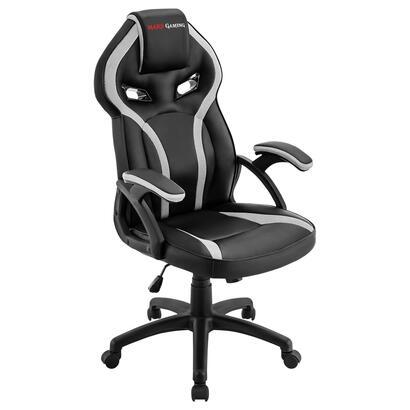 mars-gaming-silla-gamer-mgc118bw-negro-blanco-asiento-reclinable-recubrimento-alta-calidad-max-120kg