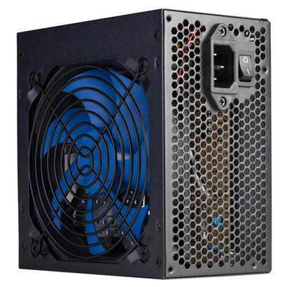 hiditec-fuente-alimentacion-500w-sx500-lacada-en-negro-204pins-2xsata-2xide-vent-12x12-silencioso
