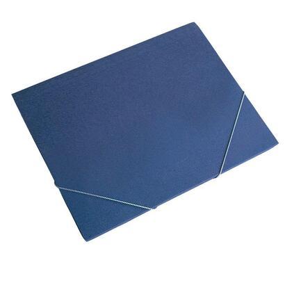 grafoplas-pack-12-unidades-carpeta-azul-folio-cartoncillo-reciclado-cierre-de-gomas