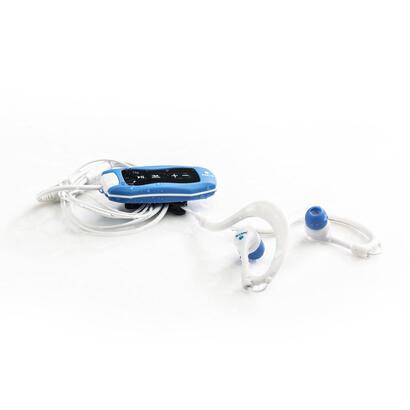 ngs-mp3-seaweed-blue-mp3-resistente-al-agua-con-radio-fm-auriculares-resistentes-al-agua