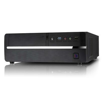 tooq-caja-slim-tqc-3005u3-mini-itxmatx-1xusb30-500w-negra