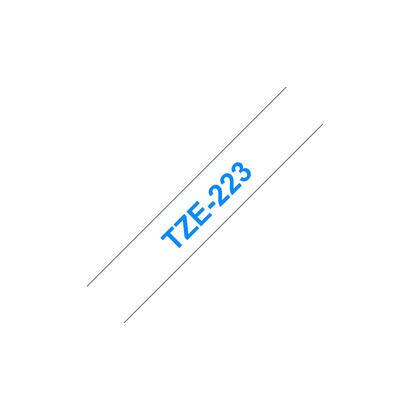 brother-tze223-azul-sobre-blanco-rollo-09-cm-x-8-m-1-bobinas-tipo-laminado-para-p-touch-pt-1880-d200-d450-d800-h105-h110-p300-p9