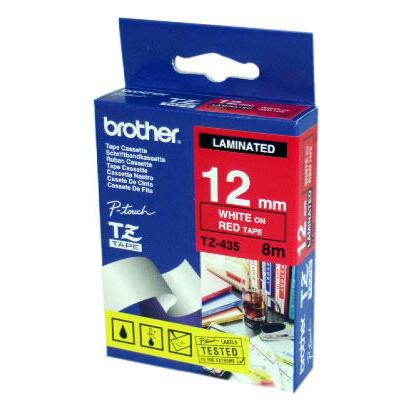 brother-tze435blanco-sobre-rojorollo-12-cm-x-8-m-1-bobinas-tipo-laminadopara-p-touch-pt-1010-d210-d450-d800-e110-e550-h107-h110-