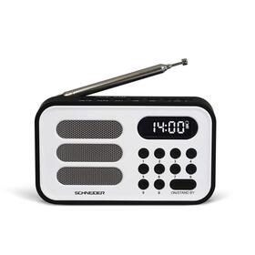 radio-digital-schneider-handy-mini-blanco