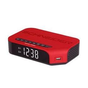 radio-despertador-schneider-viva-rojo-usb-para-cargar-dispositivos