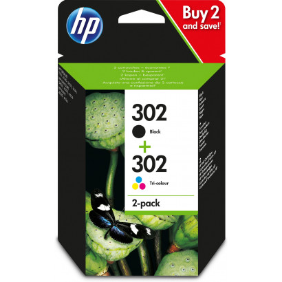 tinta-original-hp-n-302-color-y-black-x4d37ae-pack-2-unidades-para-deskjet-1110213
