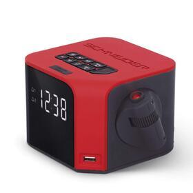 radio-despertador-schneider-luna-rojo-proyeccion-en-el-techo