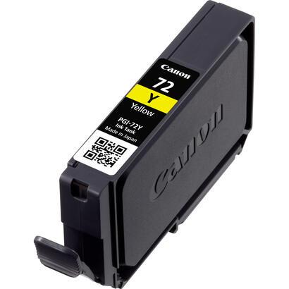 tinta-original-canon-pgi-72-yellow-para-canon-pixma-pro-10
